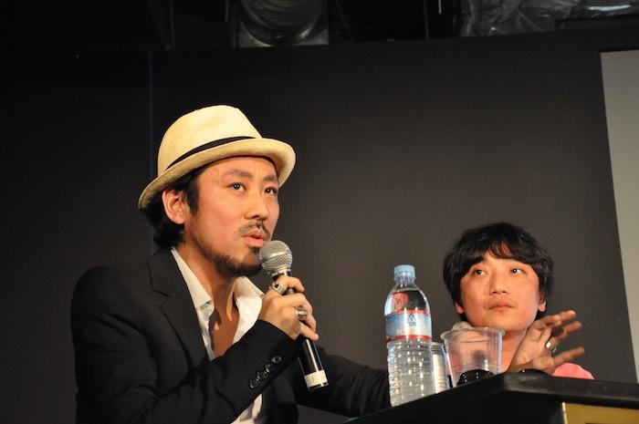 10月24日のD2Kのゲストはモノづくり集団「Liverty」家入氏