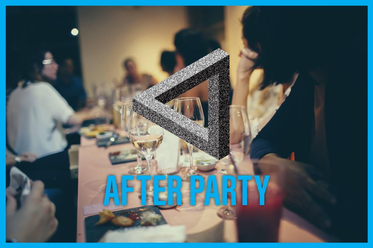 アフターパーティー