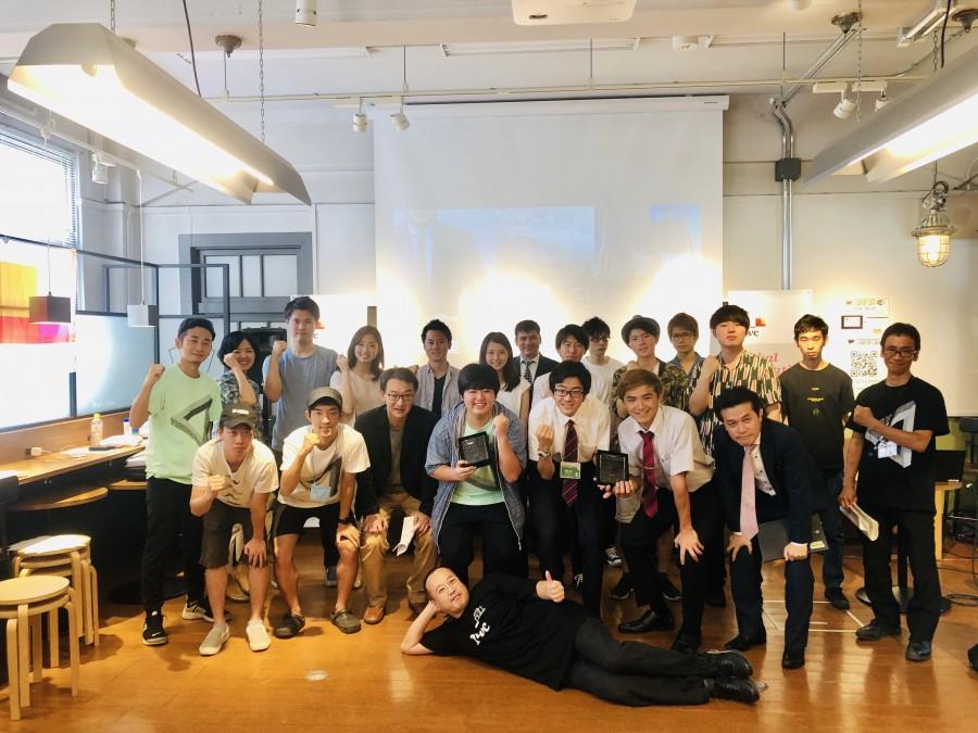 彼らがイノベーションの立役者だ!~Fukuoka Innovation challenge~