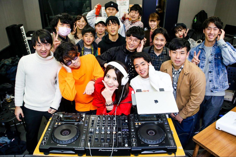 【イベントレポート】DJの技術、体験してみませんか?〜WARAKU GIG. vol.20〜