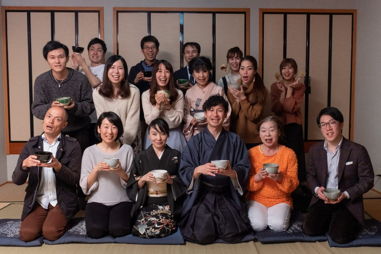 【イベントレポート】日本の伝統文化「茶道」を体験しよう!〜Waraku GIG. vol.21〜