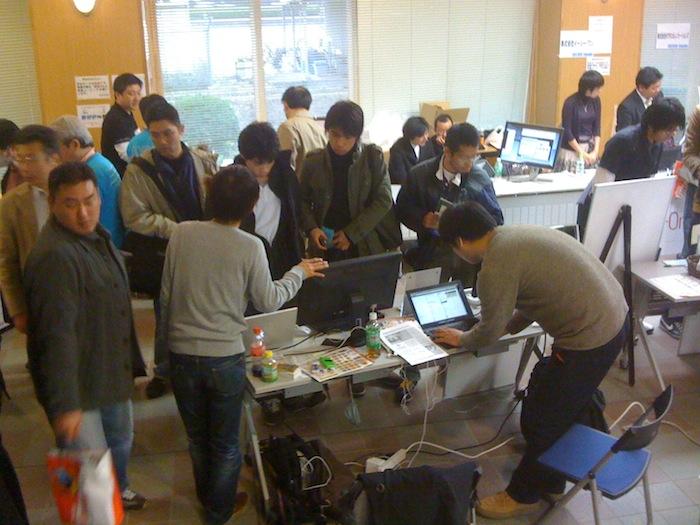 今年のオープンソースカンファレンス2012福岡は12月8日に開催