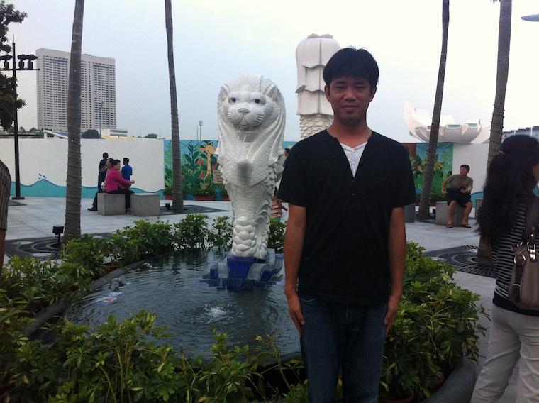 CAMPFIREにて「明星和楽 in シンガポール」プロジェクトが展開中