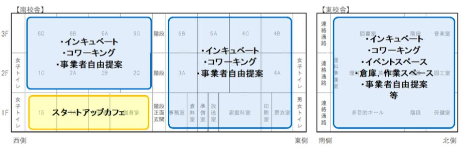 福岡市が廃校となった「旧大名小学校跡地」を活用してスタートアップ支援を期間限定で開始予定