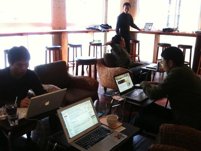スタートアップデイティング・サロン:福岡のオープンスペースの運営者同士が本音トーク