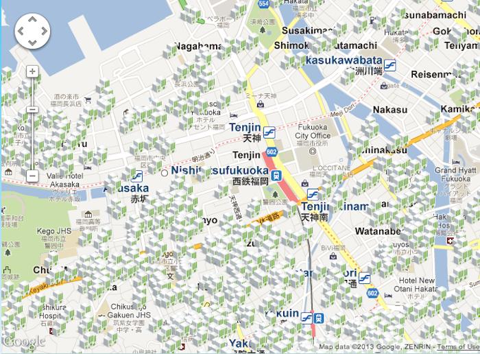 街をHackしよう! 『イエマップ 福岡ベータ版』は不動産屋も驚く50万件以上の不動産データベース
