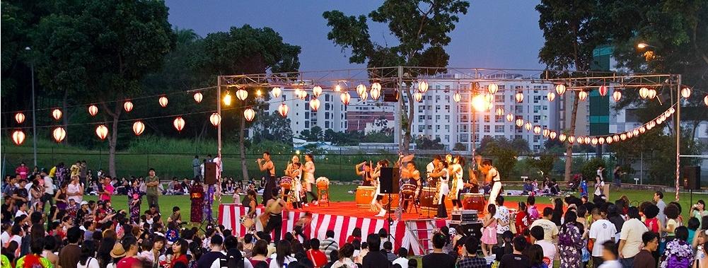 8月31日は『ふくあず夏祭り』