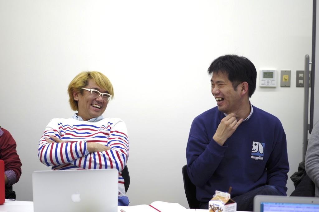 REPORT:明星和楽 in 台北 ミーティング01