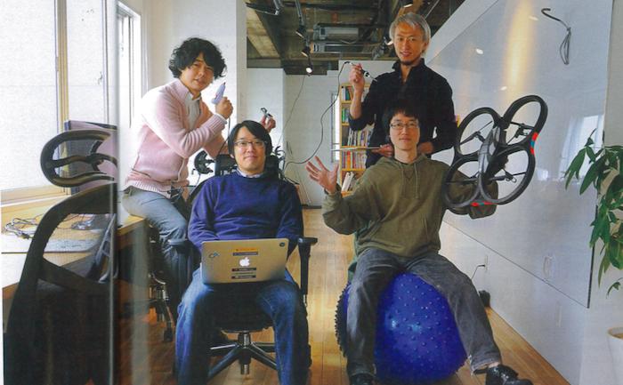 JALグループ機内誌にて「福岡が今、日本のシリコンバレーへの道を着々と歩んでいる」と紹介されてる