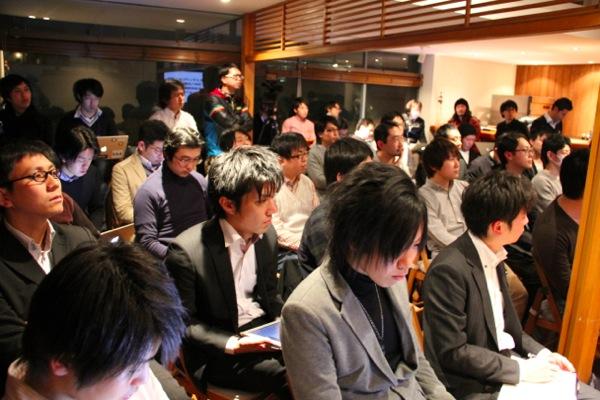 Tokyo Startup School vol.3 に福岡から2名の登壇者